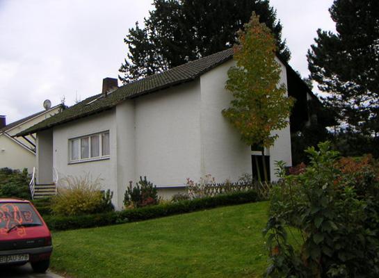 umbau eines 60er jahre wohnhauses in bielefeld kirchdornberg projekte axel zumbansen. Black Bedroom Furniture Sets. Home Design Ideas